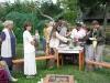 Piknik templipühal