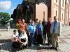 Palverännul Kuremäe kloostris
