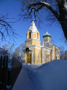 Kirik talvel