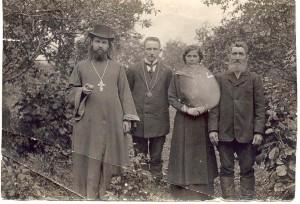 pr.Jakob Mutt kaaskonnaga