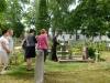 Palvus p.Saatse Vassili haual