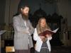 Isa Sergei ja emake Liidia, vene vanausulistest külalised